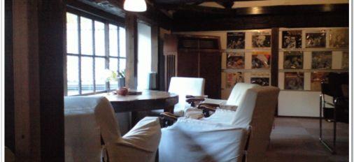 大分で雰囲気のいい湯布院にある喫茶店