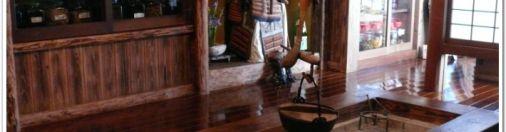 九重の筋湯温泉にある旅館清風荘さん