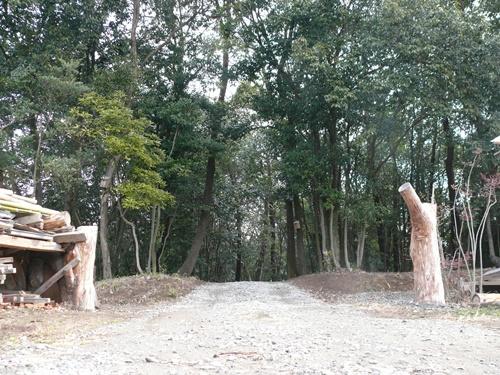 竹中憩いの広場 碧い海の会