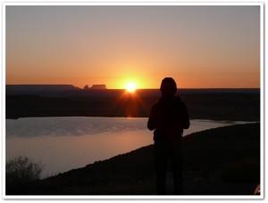 アリゾナのレイクパウウェル