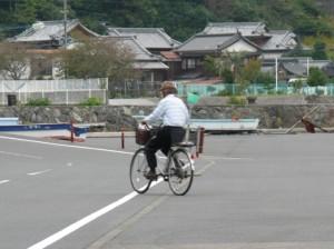 猛スピードのじいちゃん