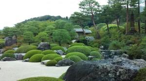 日本庭園の美
