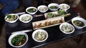 薬膳料理と碧い海の会
