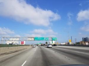 フリーウェイ in LA