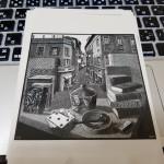 Escher Card