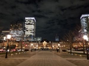 Tokyo Station 2019